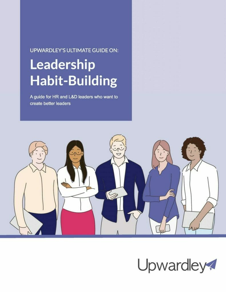 Guide on how to build leadership habits